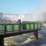Cataratas do Foz do Iguaçu, lado brasileiro