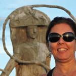 Ana Maria em Triunfo
