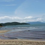Praia Tabatinga - Praias de Caraguatatuba, litoral norte