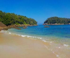 Ilha das couves - Ubatuba litoral norte de São Paulo