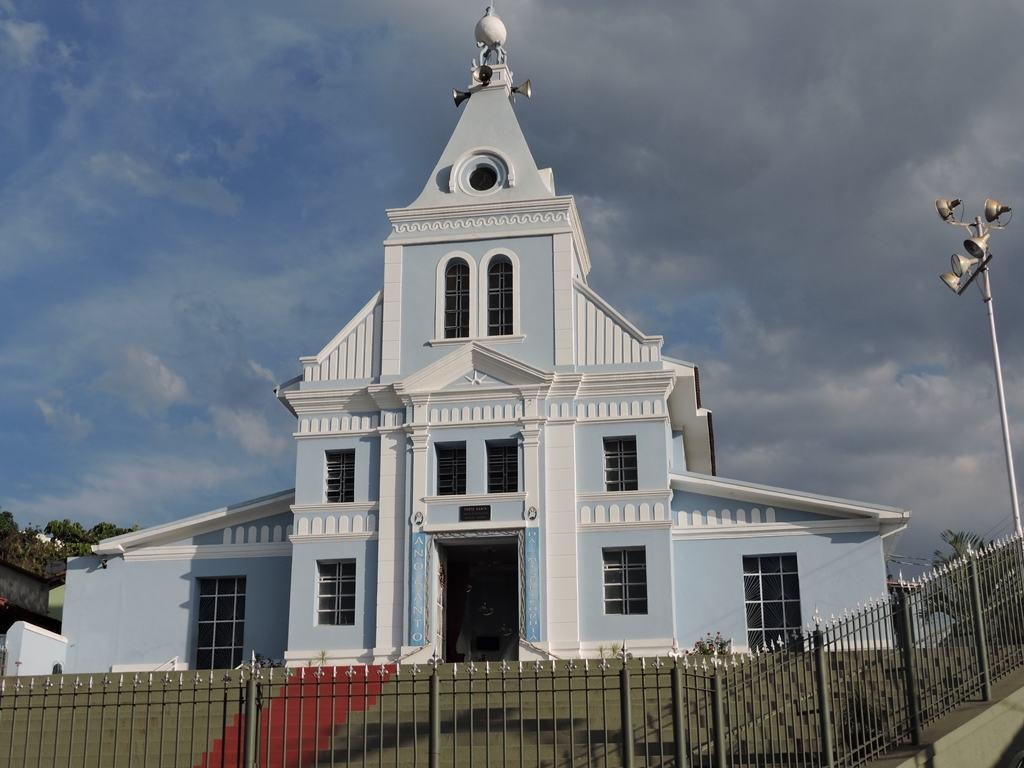 Igreja de S. SEBASTIÃO - Brumadinho - MG