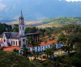 Santuário do Caraça - IGREJA - Minas Gerais - Brasil