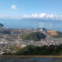 Morro Santo Antônio - Caraguatatuba